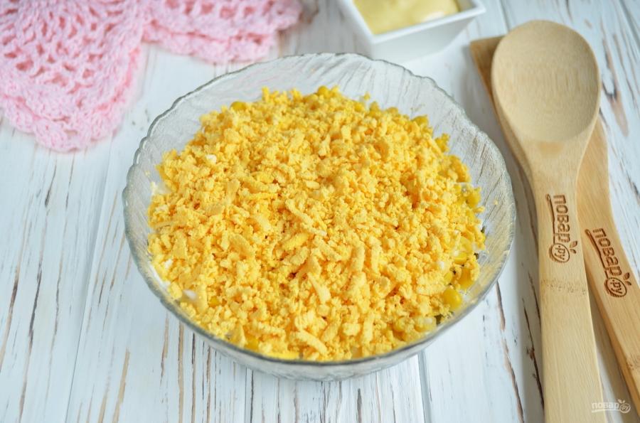 салат из морской капусты консервированной рецепт