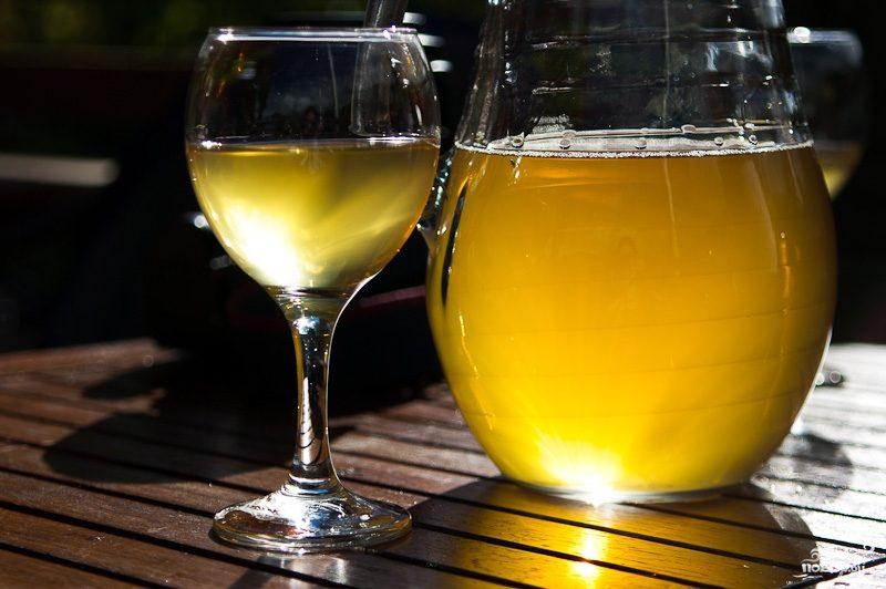 Вино без дрожжей