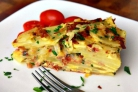 Тортильяс с салями и сыром