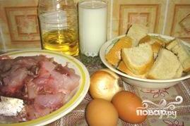 Рецепт Котлеты рыбные паровые
