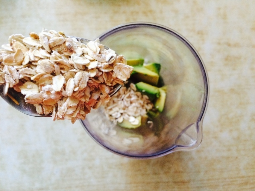 Смузи с авокадо - фото шаг 3