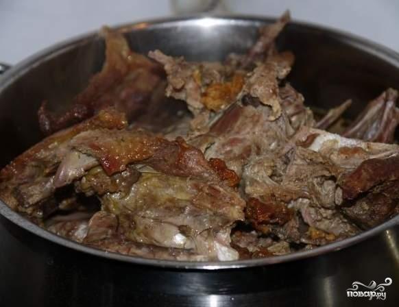 Рецепт Плов из утки