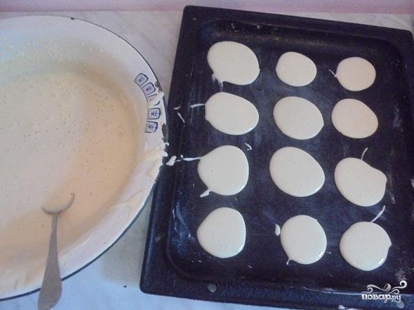 Пошаговый фото рецепт торта черепашка