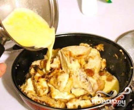 Курица с лимонным маслом и беконом - фото шаг 4
