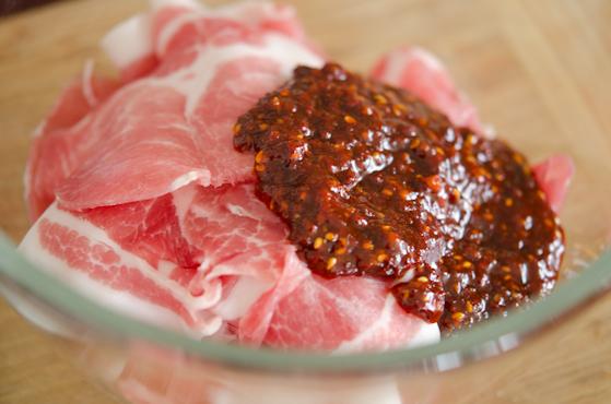 рецепт свинина по корейски