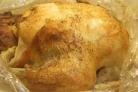 Курица в пакете в духовке