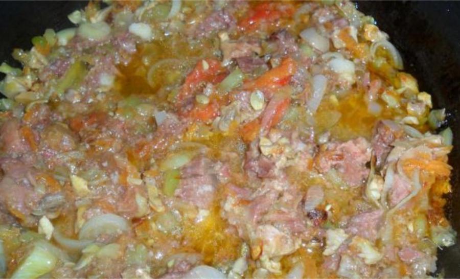 Блюдо в горшочках рецепты с мясом и картошкой 120