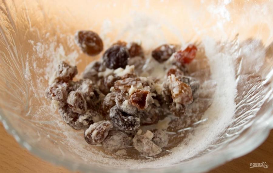 Кексы простые на молоке - фото шаг 8