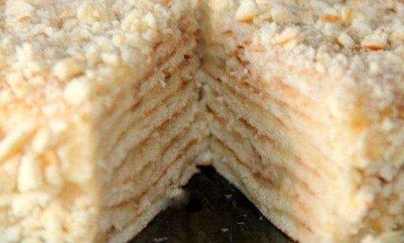 """Торт """"Минутка"""" без выпечки - фото шаг 6"""