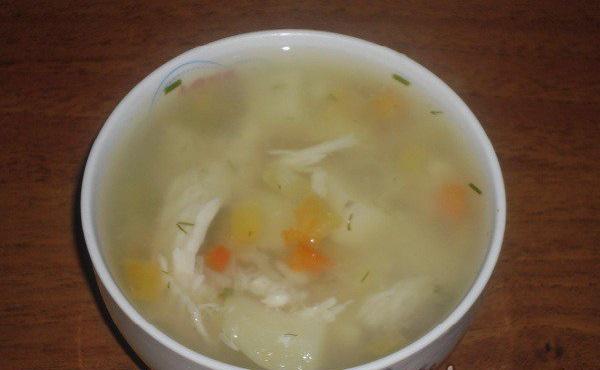 Суп из голов карпа рецепт с фото