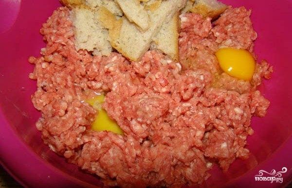 Рецепт Котлеты из мясного фарша