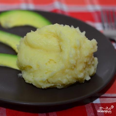 Классическое картофельное пюре - фото шаг 5