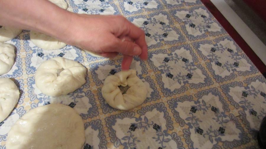 Беляши на сковороде - фото шаг 4