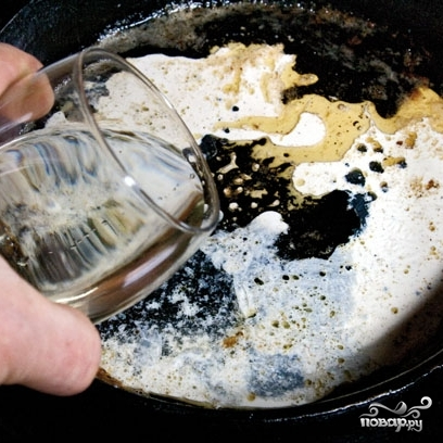 Жареные еринги в соусе - фото шаг 5