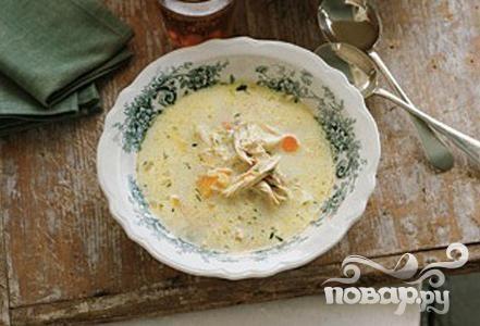 Рецепт Деревенский суп