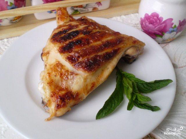Куриные бедра рецепт пошаговый с