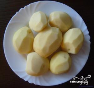 Рецепт Тефтели с картошкой в мультиварке