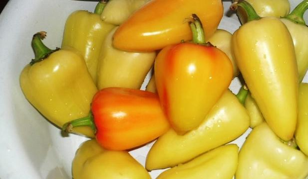 Рецепт Закатка жареного перца
