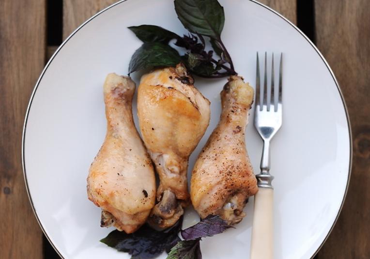 Курица под медовым соусом - фото шаг 3