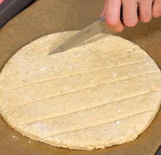 Хлеб ирландский - фото шаг 3