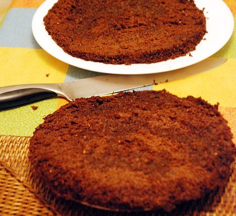 Торт за 10 минут - фото шаг 8