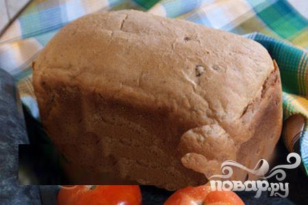 Хлеб с вялеными помидорами - фото шаг 4