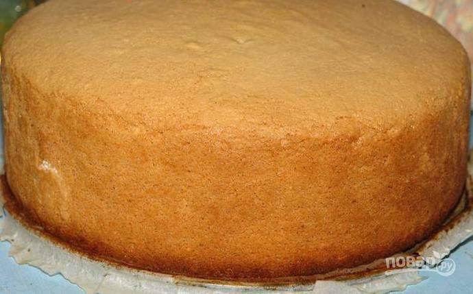 "Торт ""Мраморный"" - фото шаг 1"