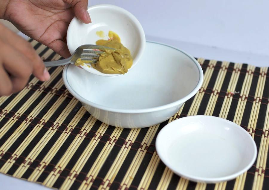 Рецепт Соус из дижонской горчицы