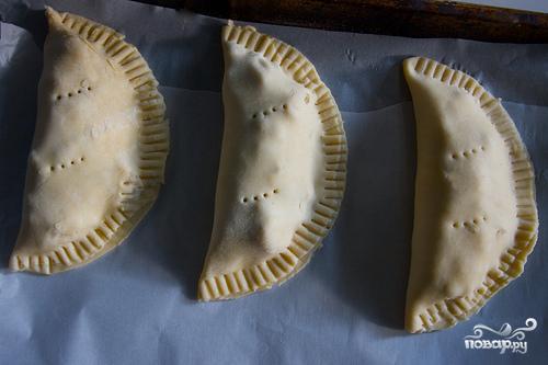 Куриные пирожки - фото шаг 7