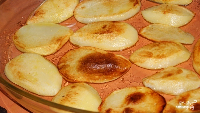 Мусака с картофелем - фото шаг 2