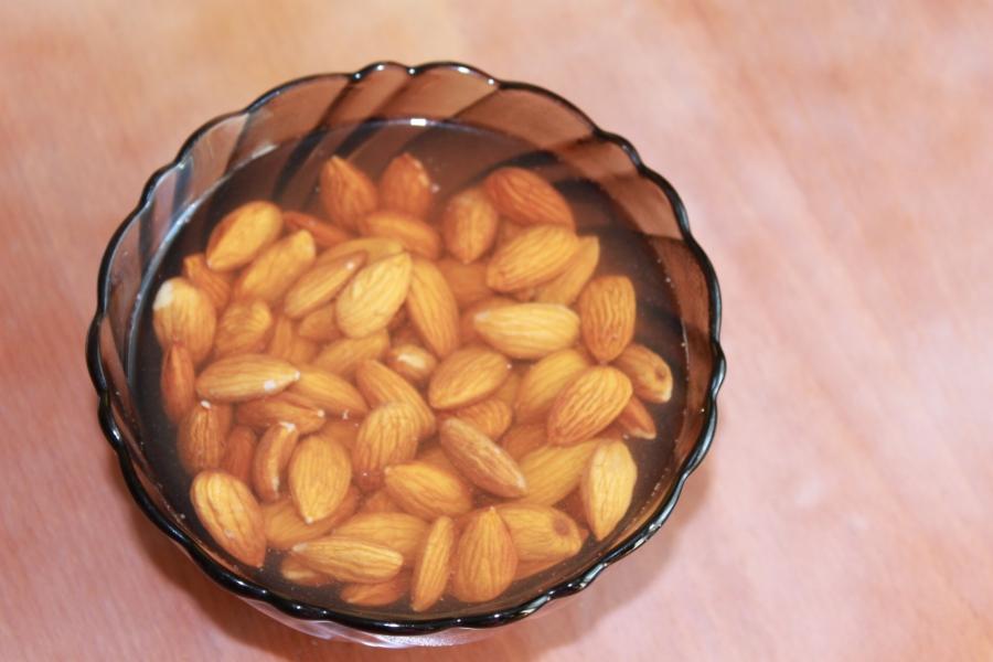 Сливовый пирог из семолины - фото шаг 4