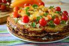 Кабачковый торт (мастер-класс)