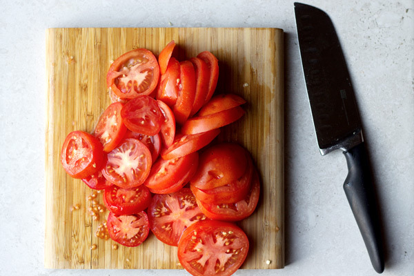 Жареные баклажаны с овощами - фото шаг 4