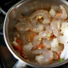 Рецепт Тайский салат из папайи и креветок