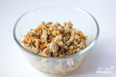 Картофельные зразы с фаршем - фото шаг 3