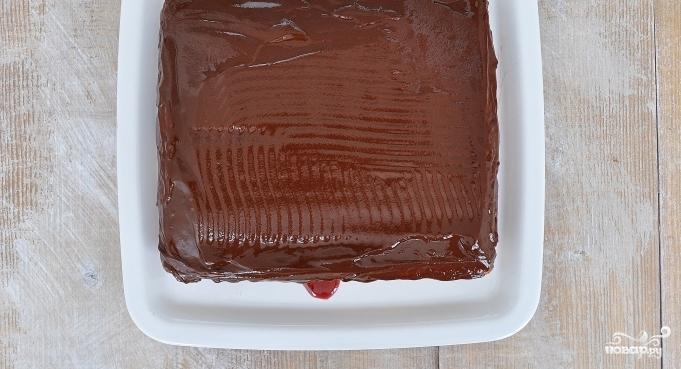 "Торт ""Ландыш"" по ГОСТу - фото шаг 4"