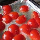 Рецепт Спагетти с томатами и оливками в маслинном соусе