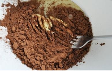 Пирожное за 5 минут - фото шаг 2