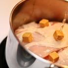 Рецепт Куриное филе с пастой и болгарским перцем