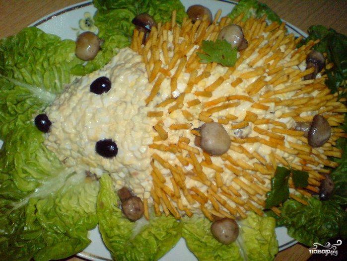 Вкусные ежики рецепт фото