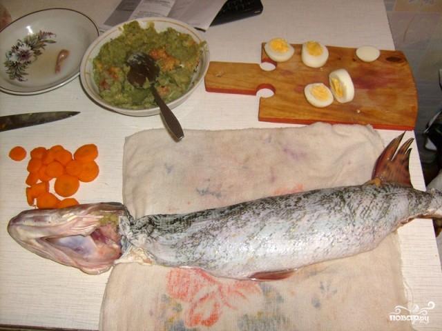 видео рецепт заливного из щуки