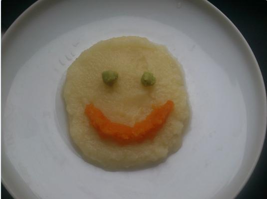 Картофельно-кабачковое пюре - фото шаг 4