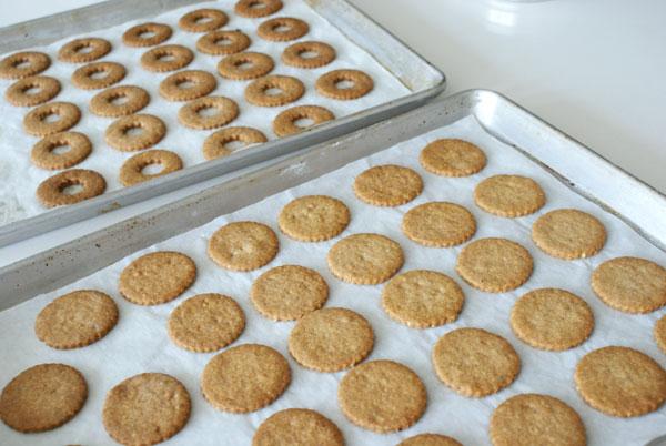 Печенье с джемом - фото шаг 13