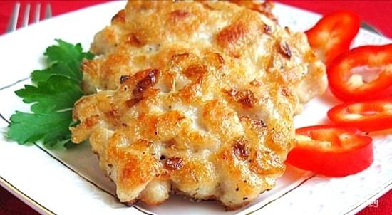 куриные котлеты из рубленого мяса рецепт