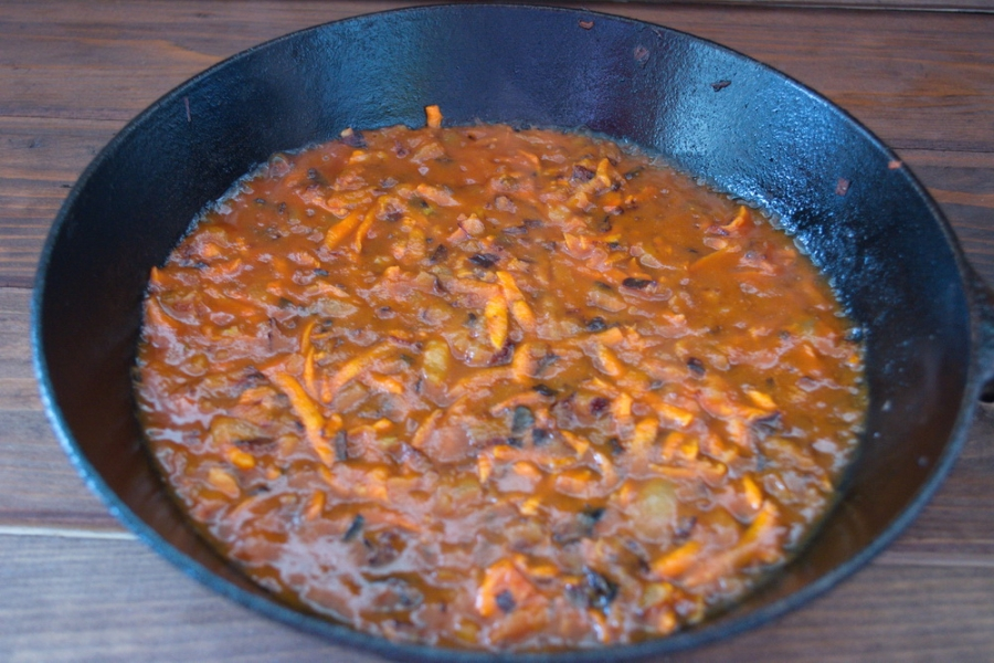 Диетический суп на курином бульоне - фото шаг 5