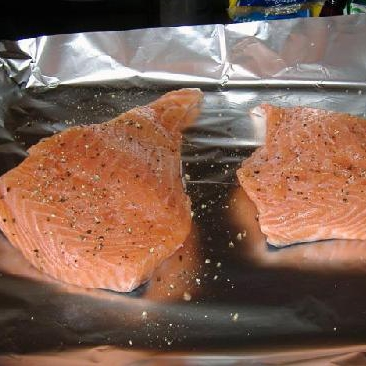 Кремовая паста с лососем  - фото шаг 2