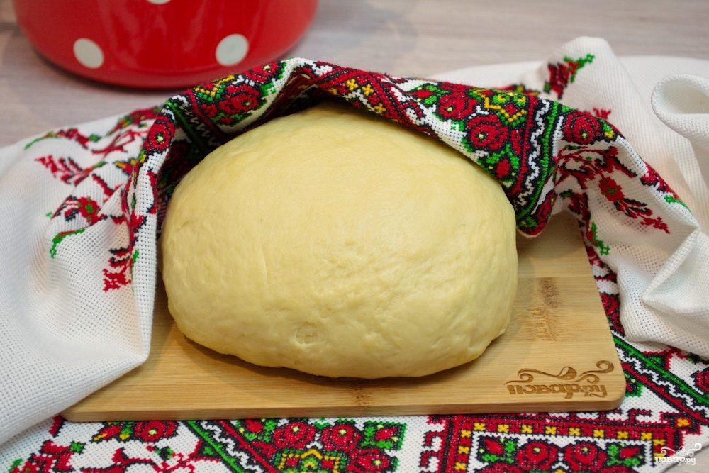 Из слоеное дрожжевое тесто рецепт что приготовить сладкое 41
