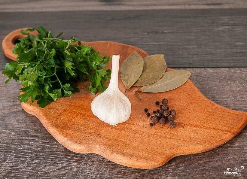 Овощной бульон простой - фото шаг 2
