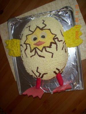 """Торт """"Цыпленок"""" - фото шаг 17"""