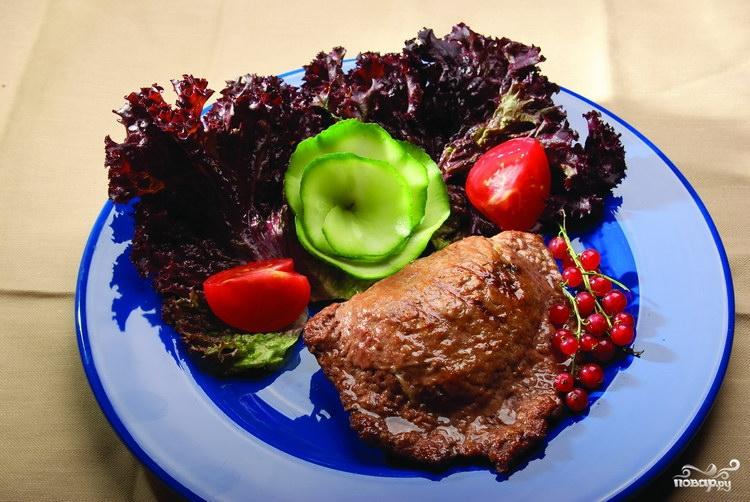 Мясо по-чешски - фото шаг 6